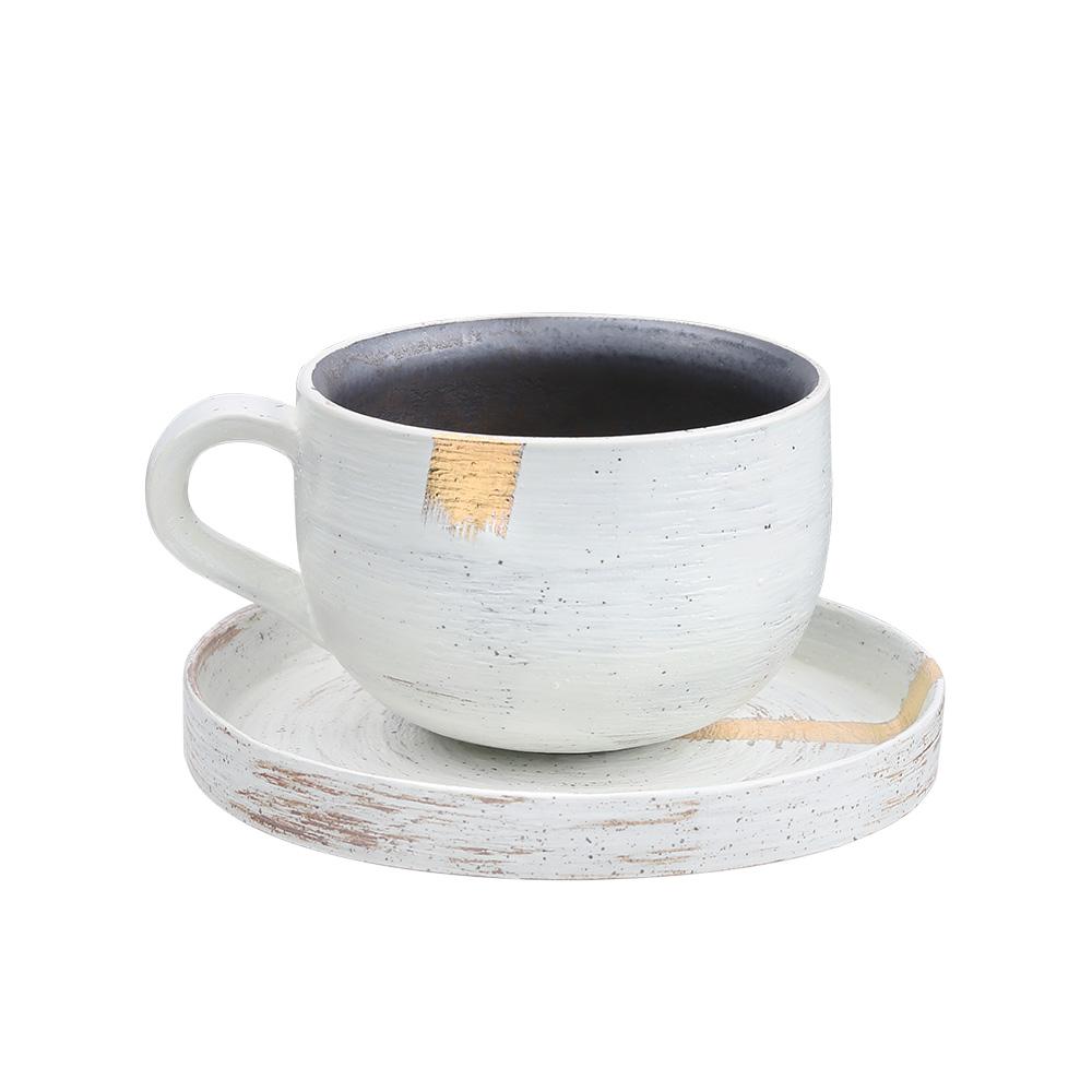 宜龍 微曦缽本咖啡杯組(280ml)