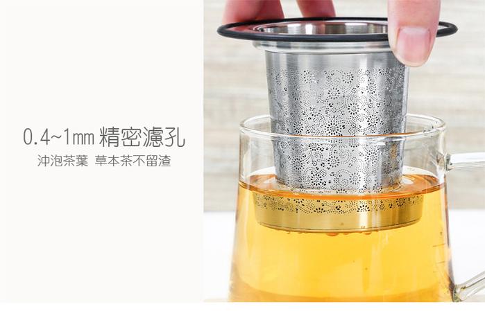 (公版)宜龍 璀璨寬容濾茶杯(420ml)
