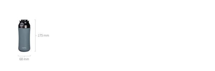 宜龍|輕瓷保溫瓶(300ml)