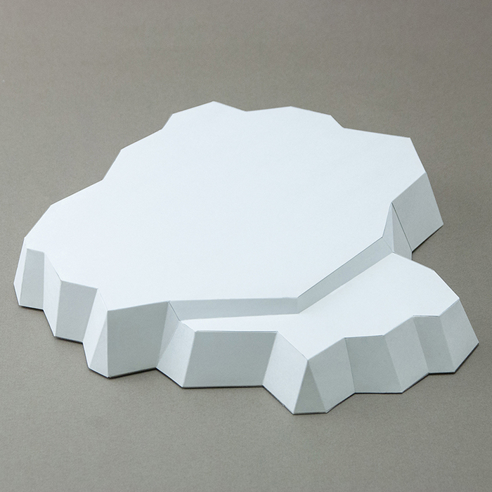 (複製)問創 Ask Creative DIY手作3D紙模型擺飾 小動物系列 - 小豬 (4色可選)