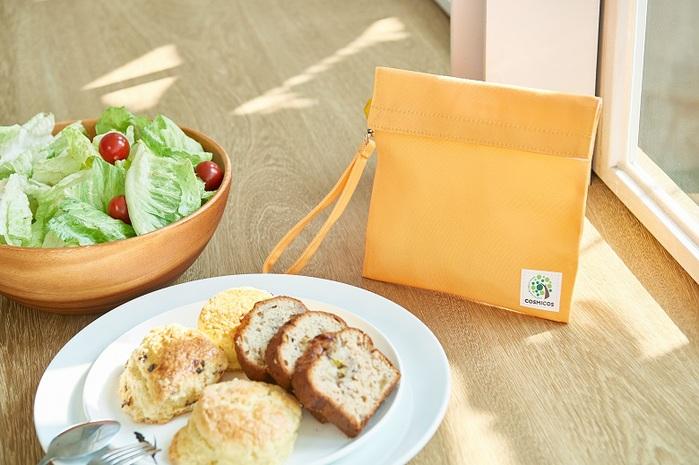COSMICOS|銘黃 南法普羅旺斯燉菜 手提輕食袋《小》