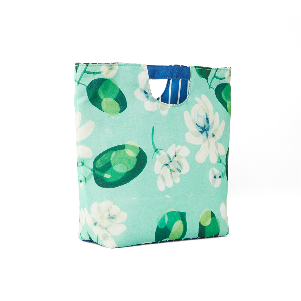 COSMICOS | Mia 茉莉花手提拉鍊輕食袋