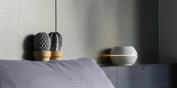 (複製)SERENE HOUSE|香氛膠囊機 - 弧線 浪漫粉 Oval