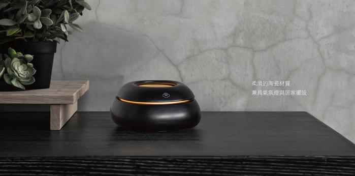 (複製)SERENE HOUSE|香氛膠囊機 - 幽浮 氣質白 UFO
