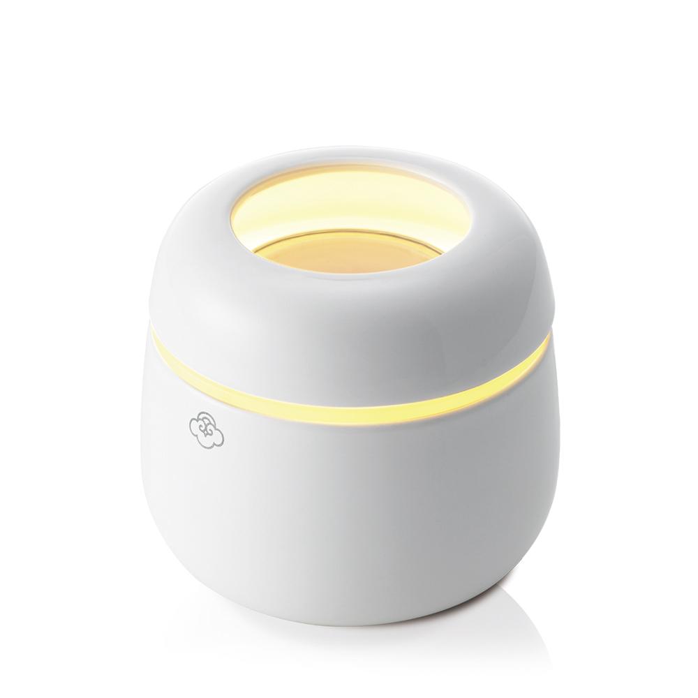 SERENE HOUSE|香氛膠囊機 - 弧線 浪漫粉 Oval