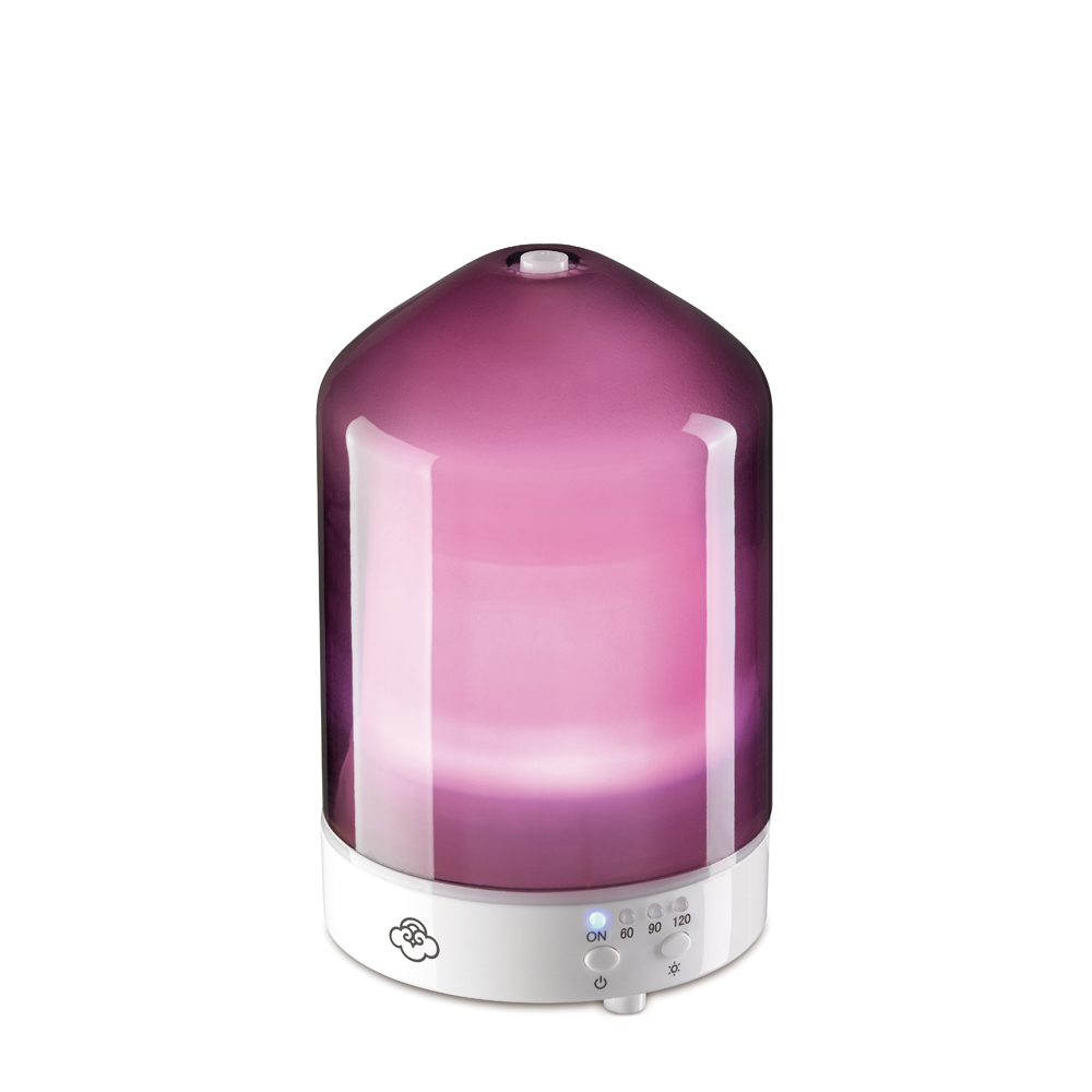 SERENE HOUSE|香氛霧化機-星塵(紫) Nebula