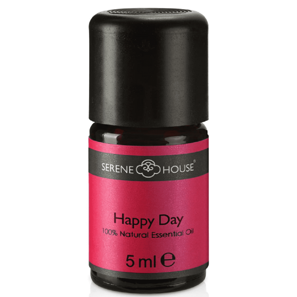 SERENE HOUSE|天然精油 - 情迷玫瑰草 Happy Day