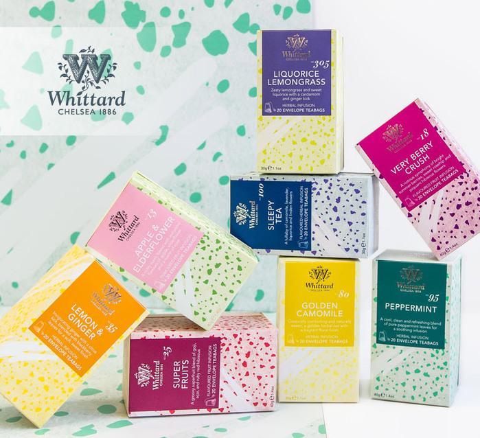 (複製)Whittard   英式下午茶包禮盒(3入組)