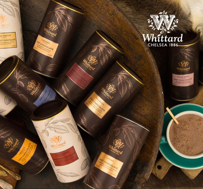 (複製)Whittard | 鹽味焦糖風味巧克力粉