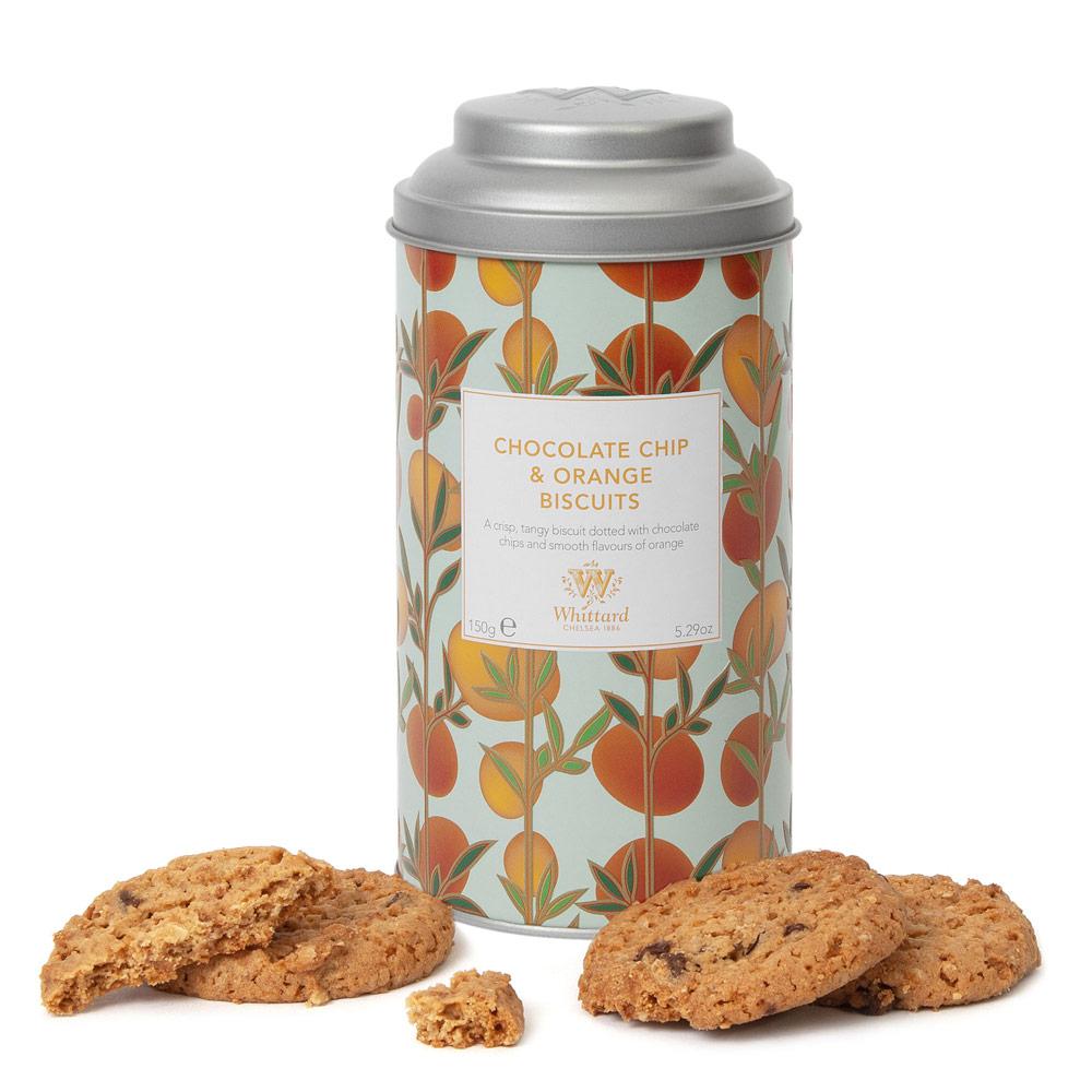 Whittard | 英式橙香酥餅-發現茶系列