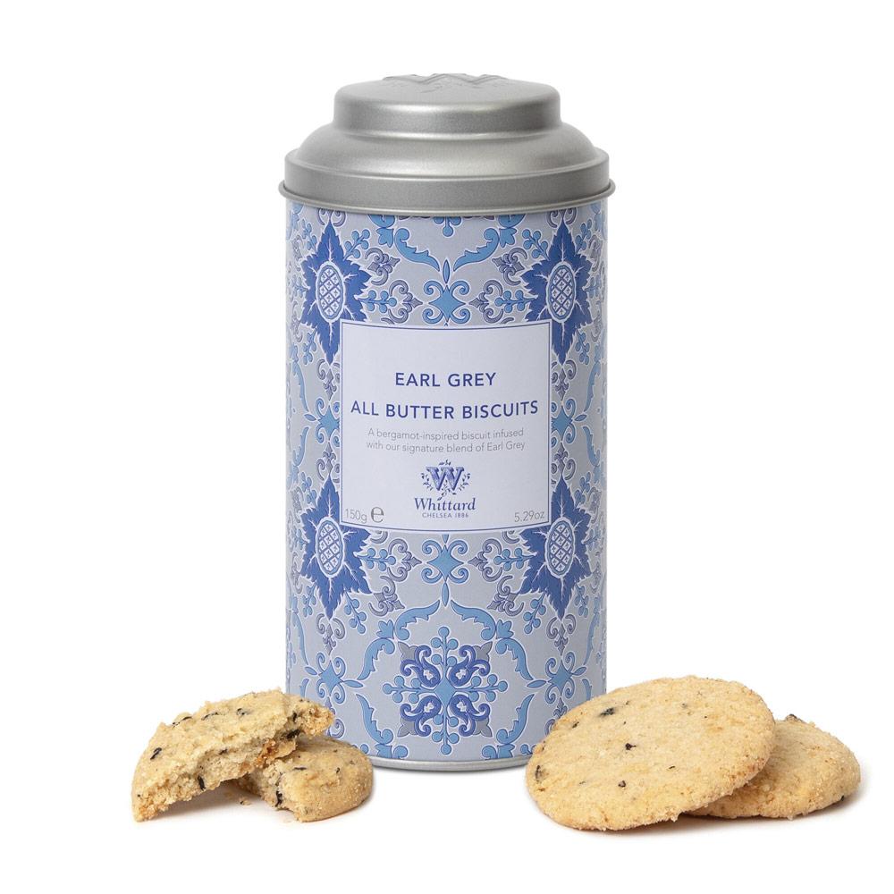 Whittard | 伯爵風味酥餅-發現茶系列