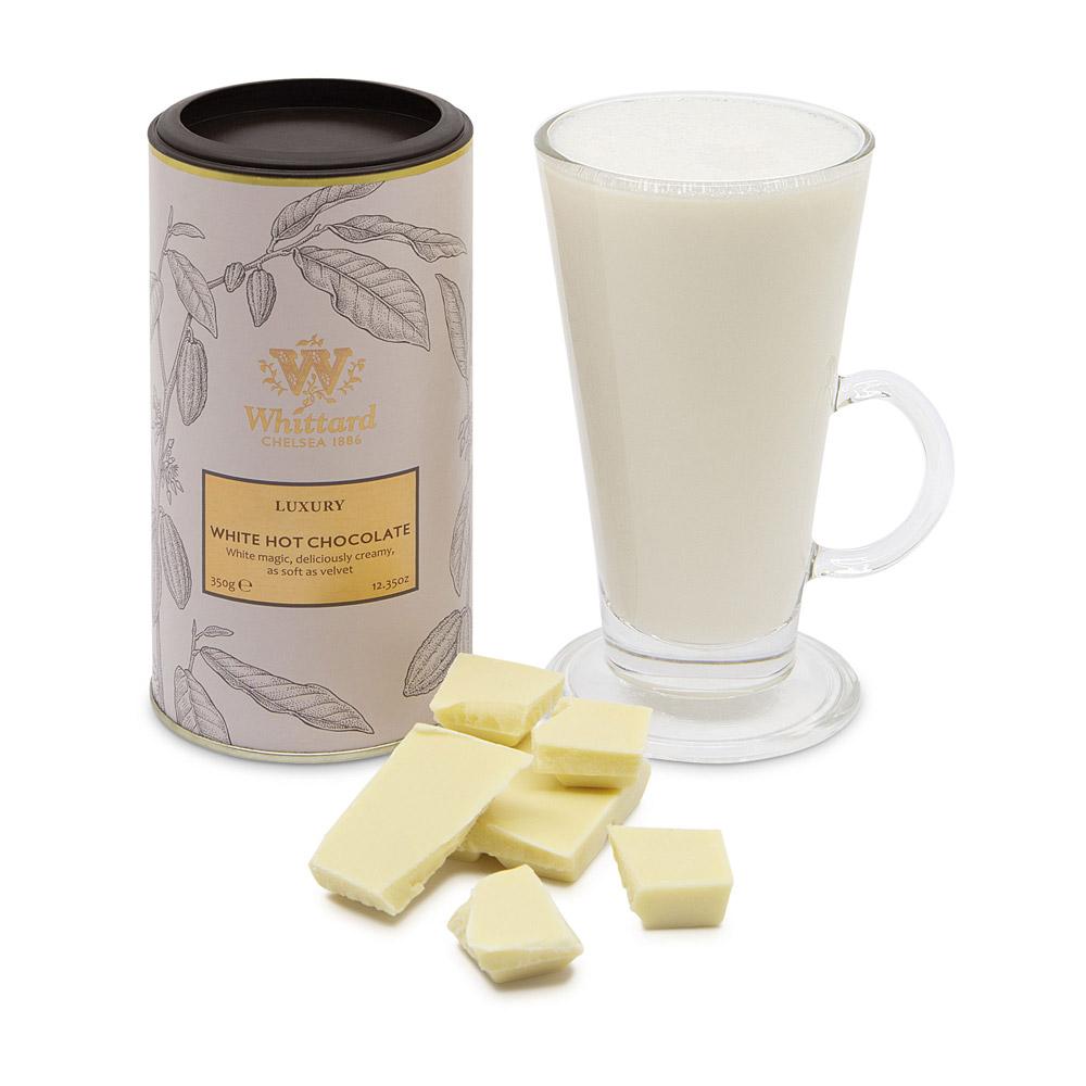 Whittard   經典奢華白巧克力粉