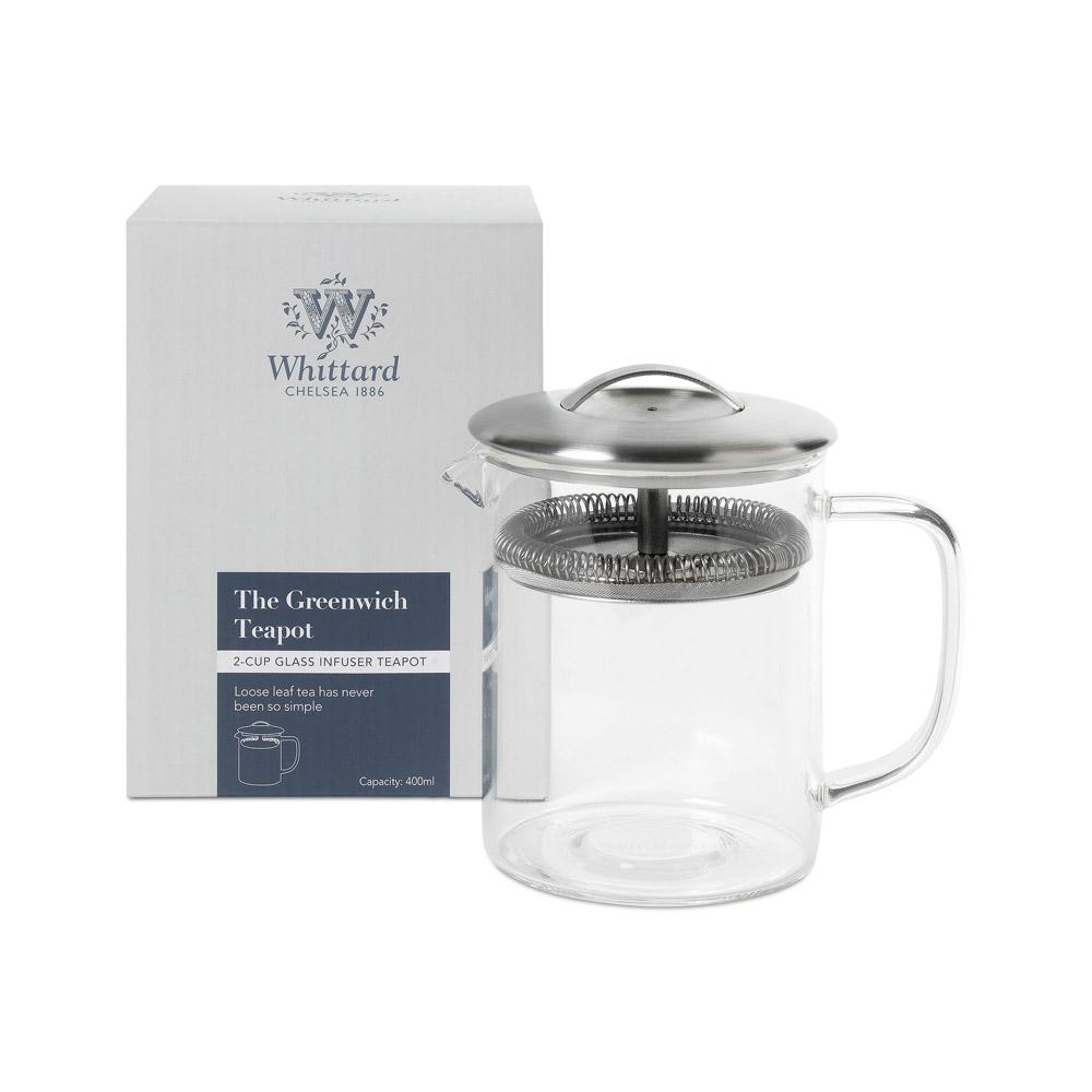 Whittard | 格林威治茶壺
