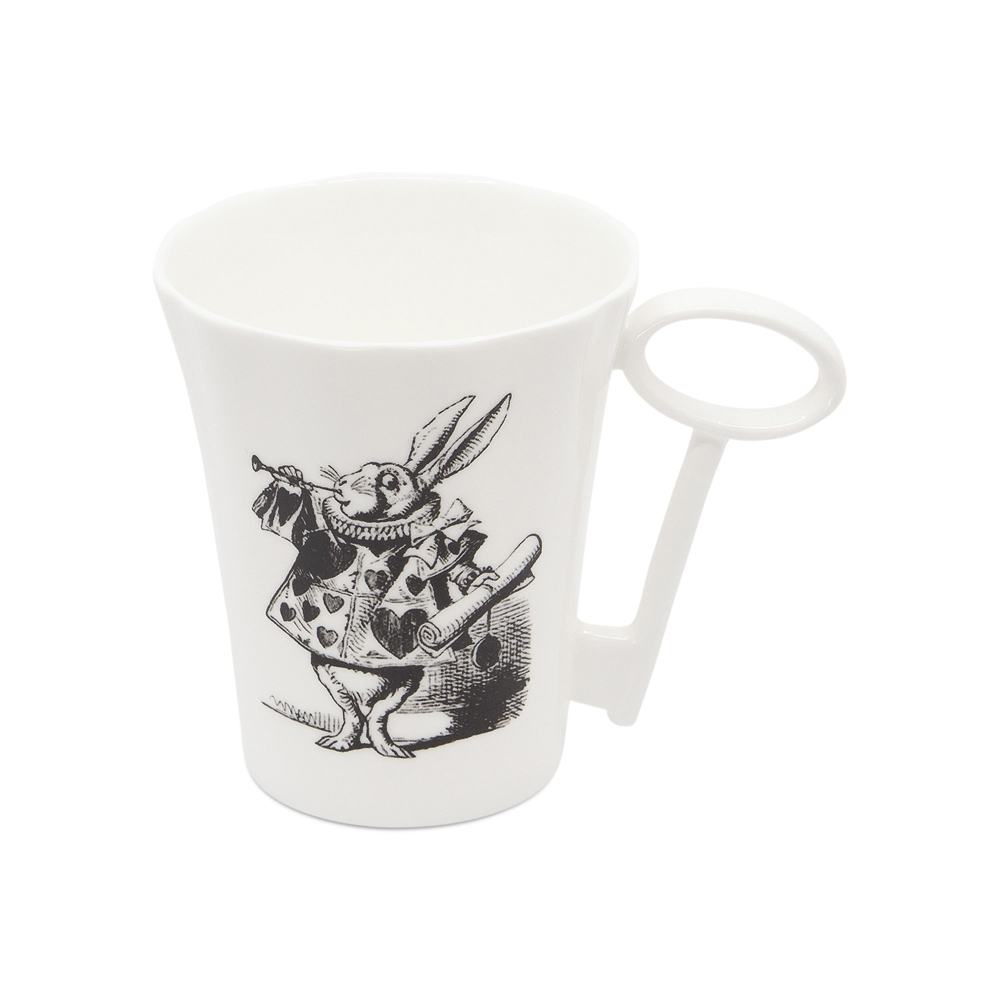 Whittard | 白兔鑰匙手把馬克杯