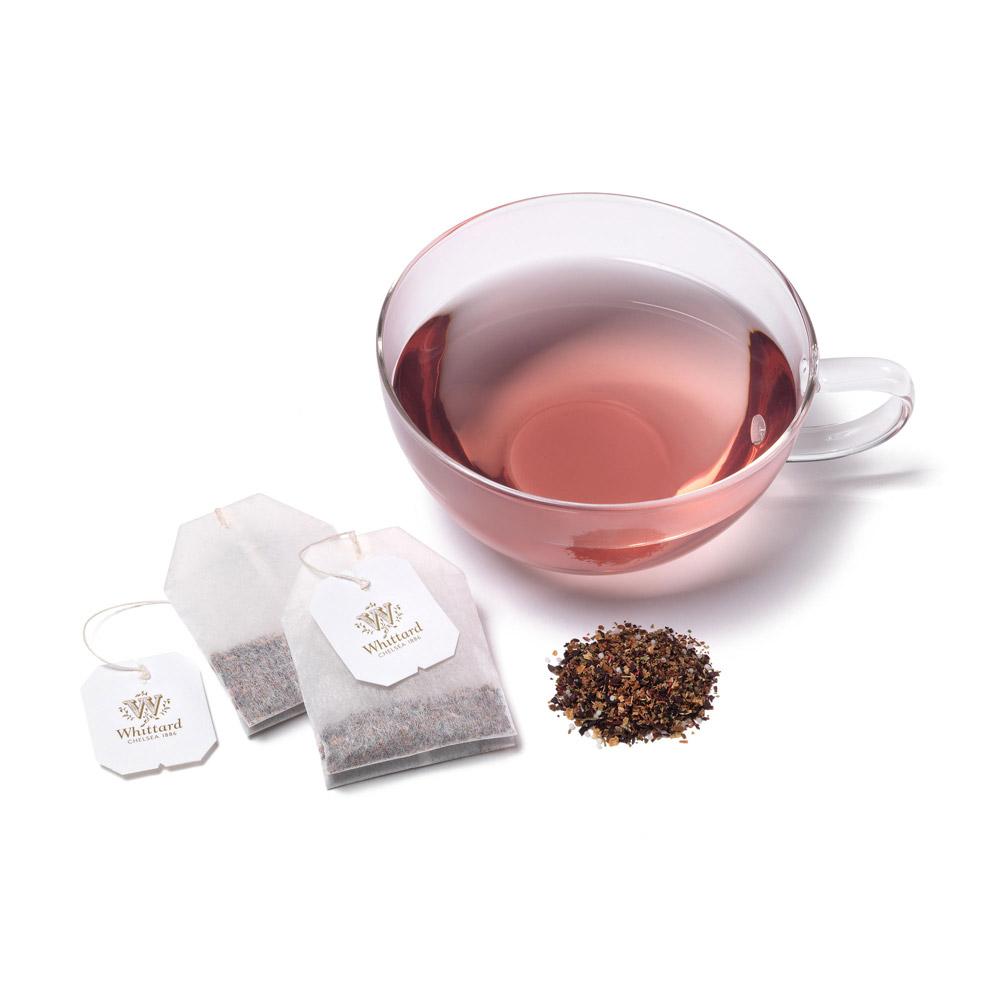 Whittard | 蘋果接骨木茶-20入茶包