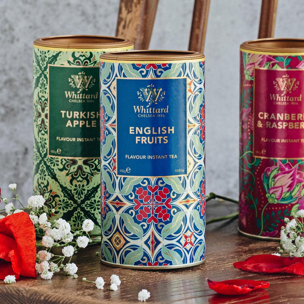 Whittard|英式水果茶風味即溶粉