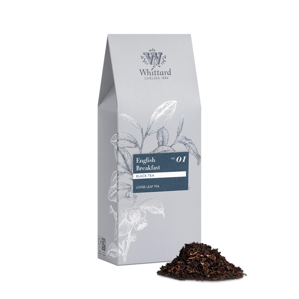 Whittard|英式早餐紅茶-袋裝 English Breakfast  NO.1