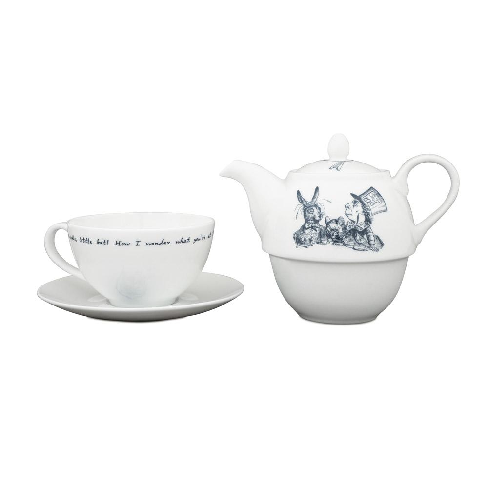 Whittard   愛麗絲茶壺組