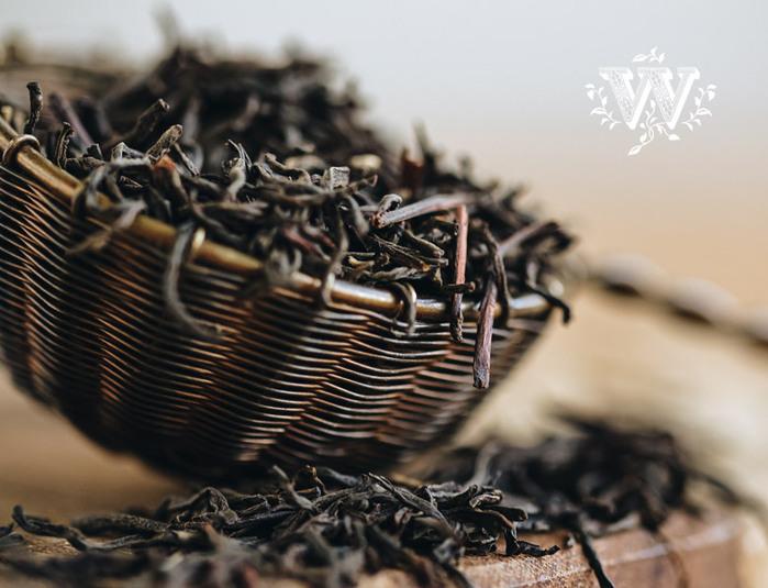 Whittard 英式玫瑰風味紅茶 English Rose NO.12