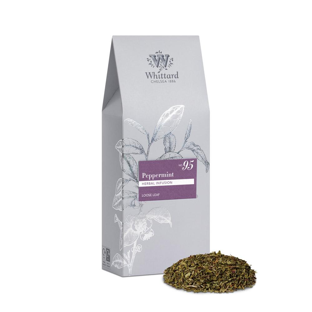 Whittard 日安薄荷茶-袋裝 Peppermint NO.95