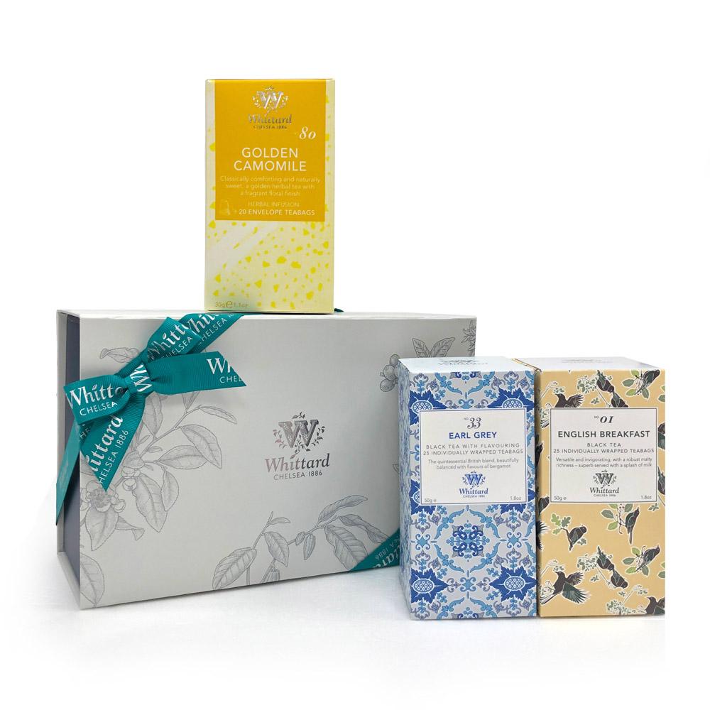 Whittard   英式下午茶包禮盒 (3入組)