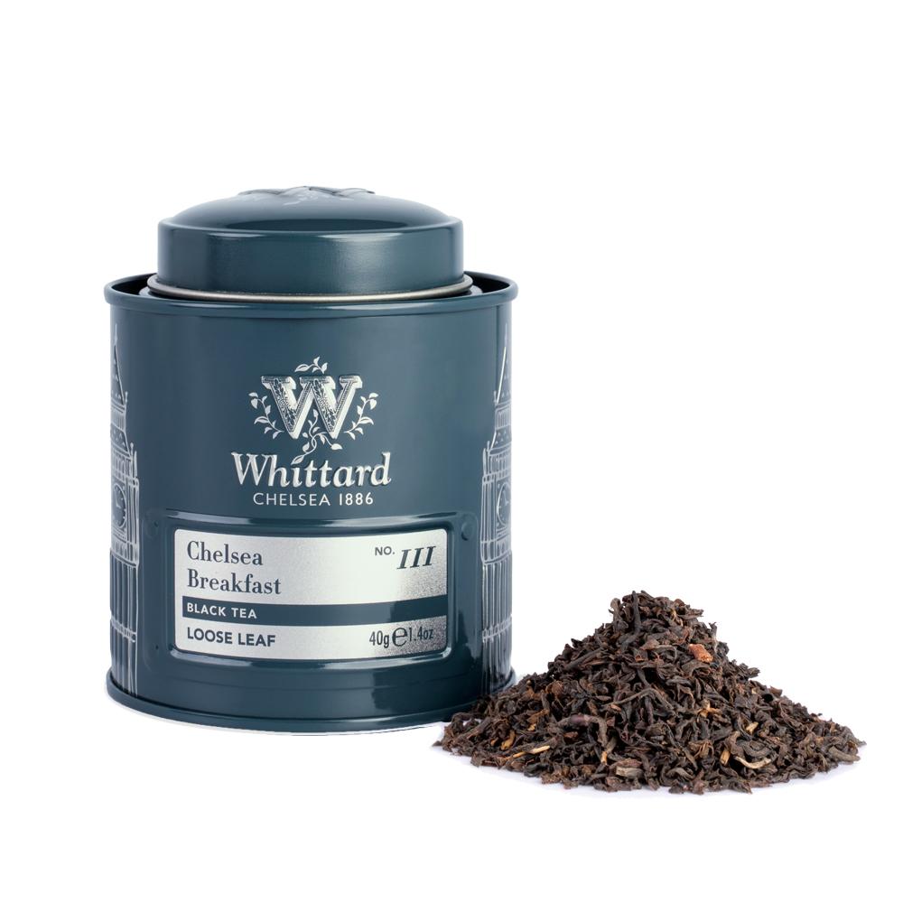 Whittard|Chelsea早餐茶 迷你罐裝 Chelsea Breakfast NO.111
