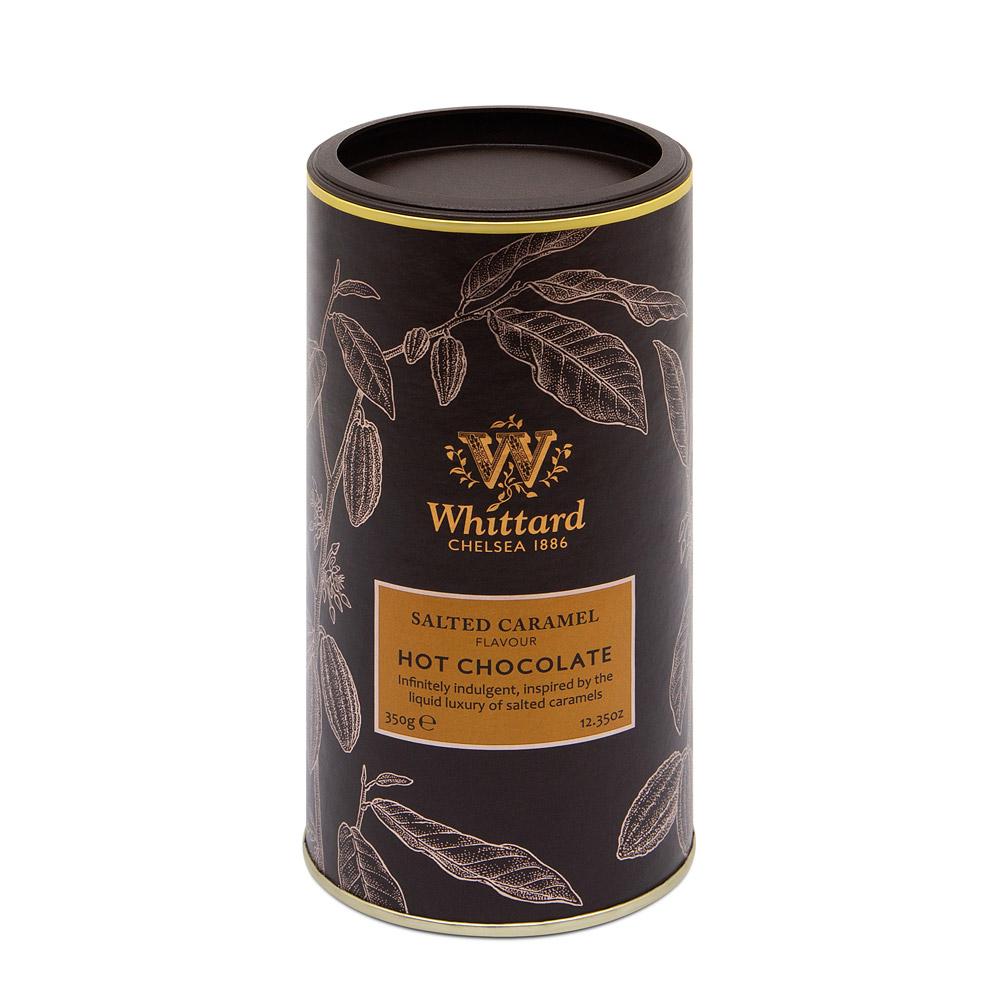 Whittard   鹽味焦糖風味巧克力粉