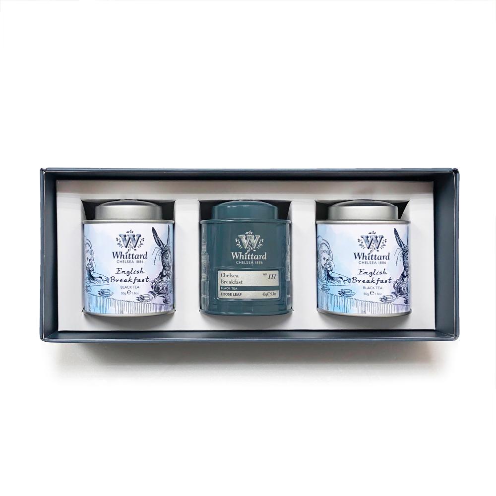Whittard|愛麗絲迷你罐裝仙境紅茶禮盒