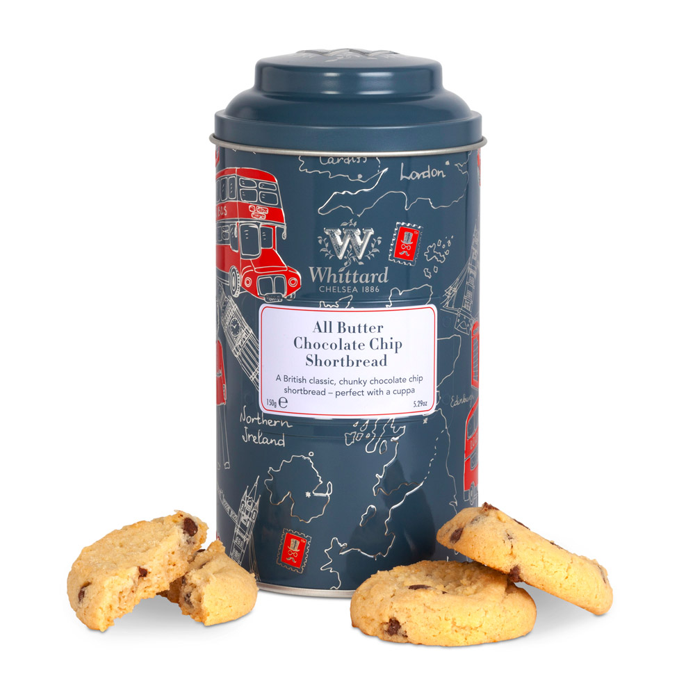 Whittard|英倫風情巧克力酥餅