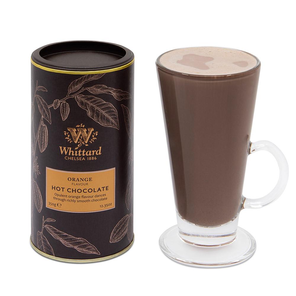 Whittard|橙香風味巧克力粉