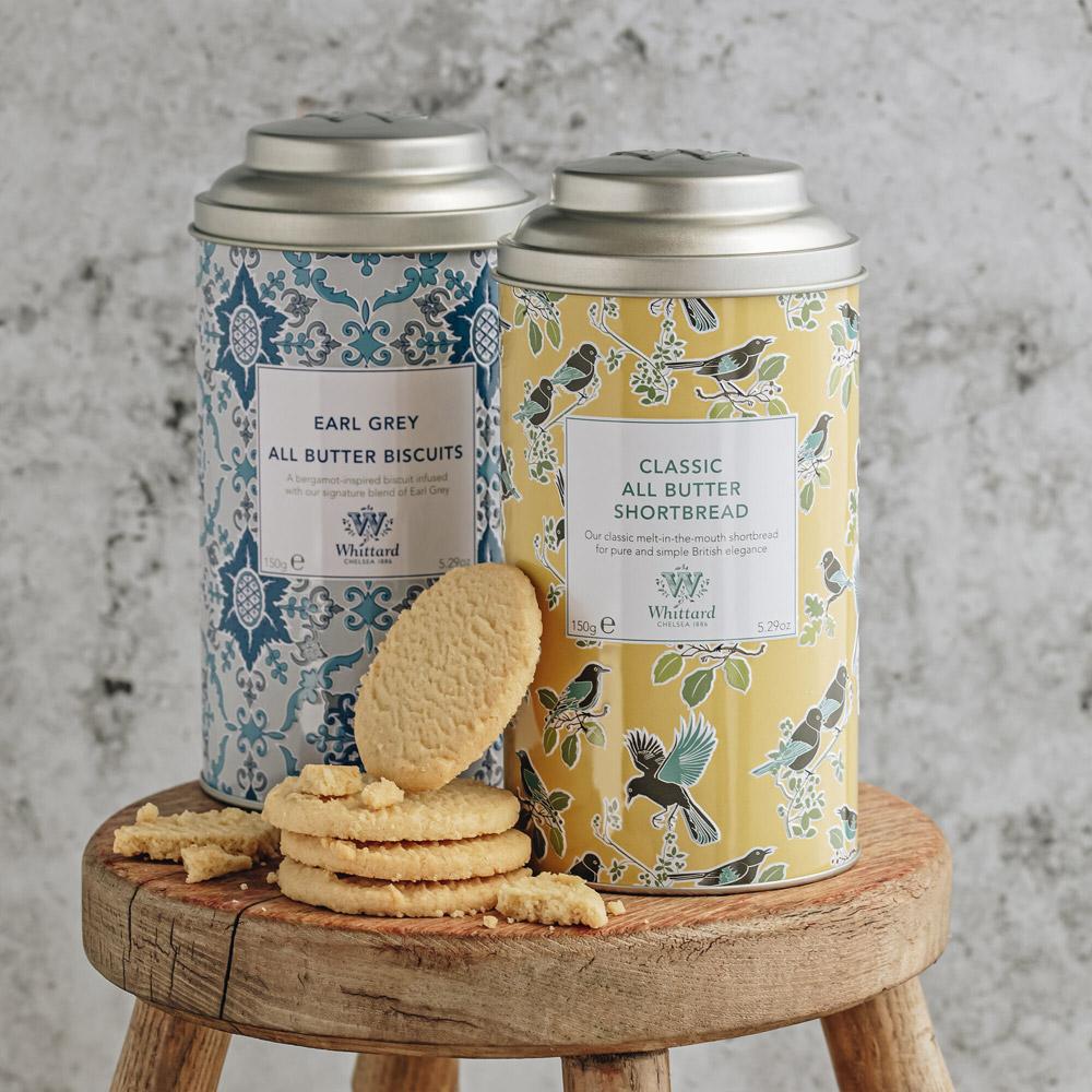 Whittard|英式奶油酥餅-發現茶系列