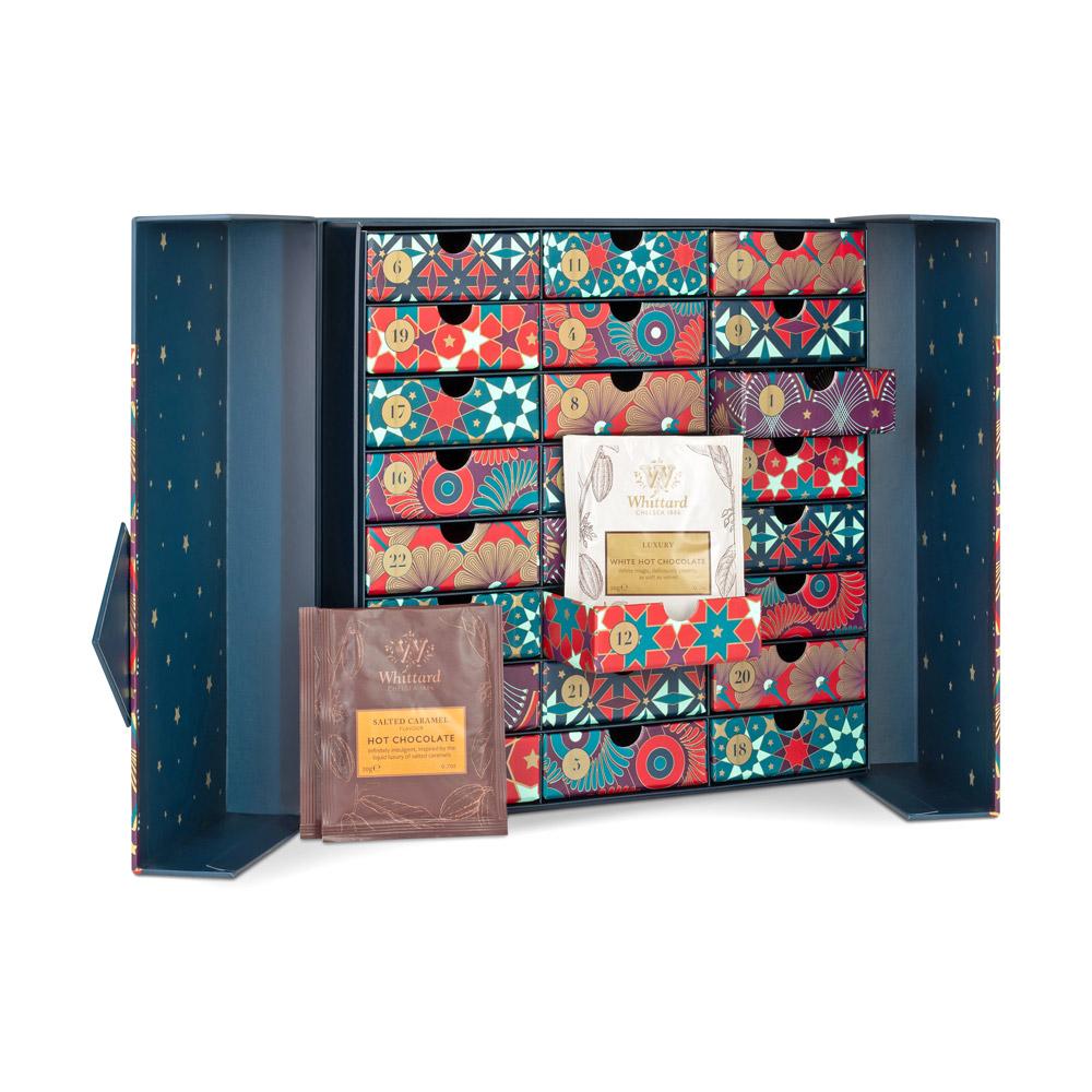 Whittard|期間限定-探索日曆巧克力粉饗宴禮盒