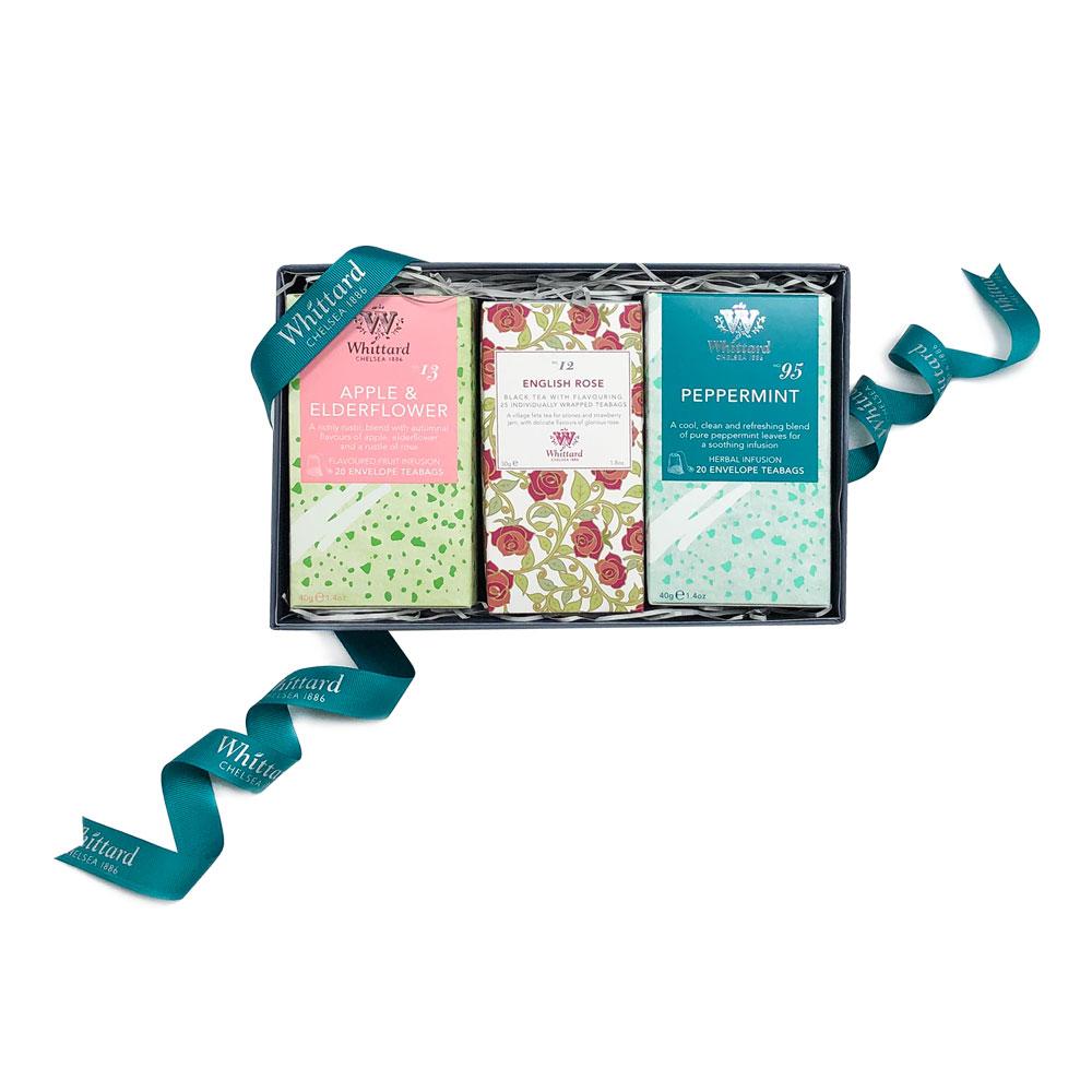 Whittard | 英式風味茶包品茗禮盒