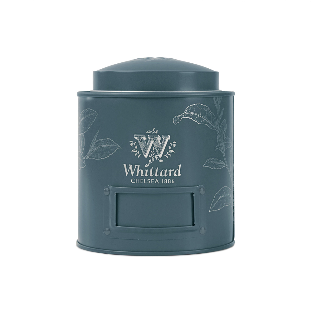 Whittard | 品牌茶罐-藍