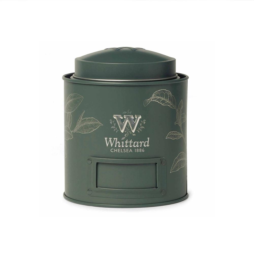 Whittard|品牌茶罐-綠