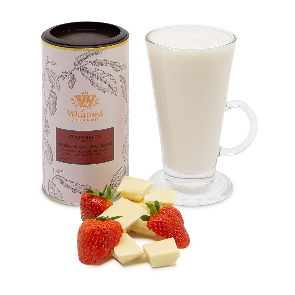 Whittard  | 草莓風味白巧克力粉