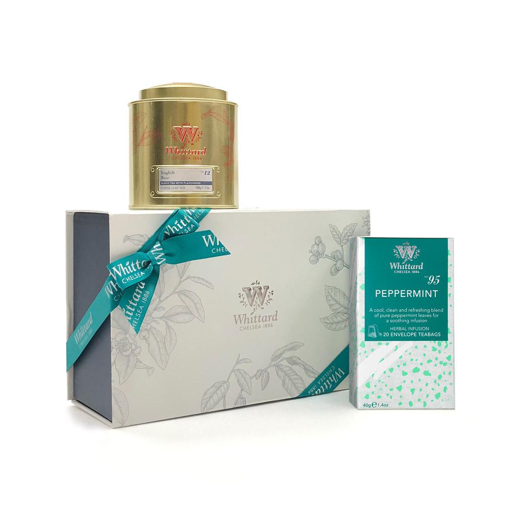 Whittard|女王香頌午茶禮盒(2入組)