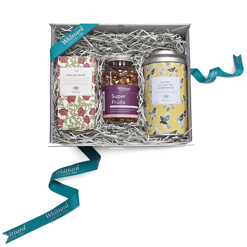 Whittard 繽紛花園果茶禮盒