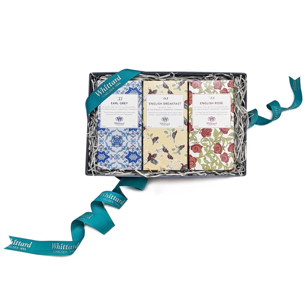 Whittard|經典英式風味茶包禮盒