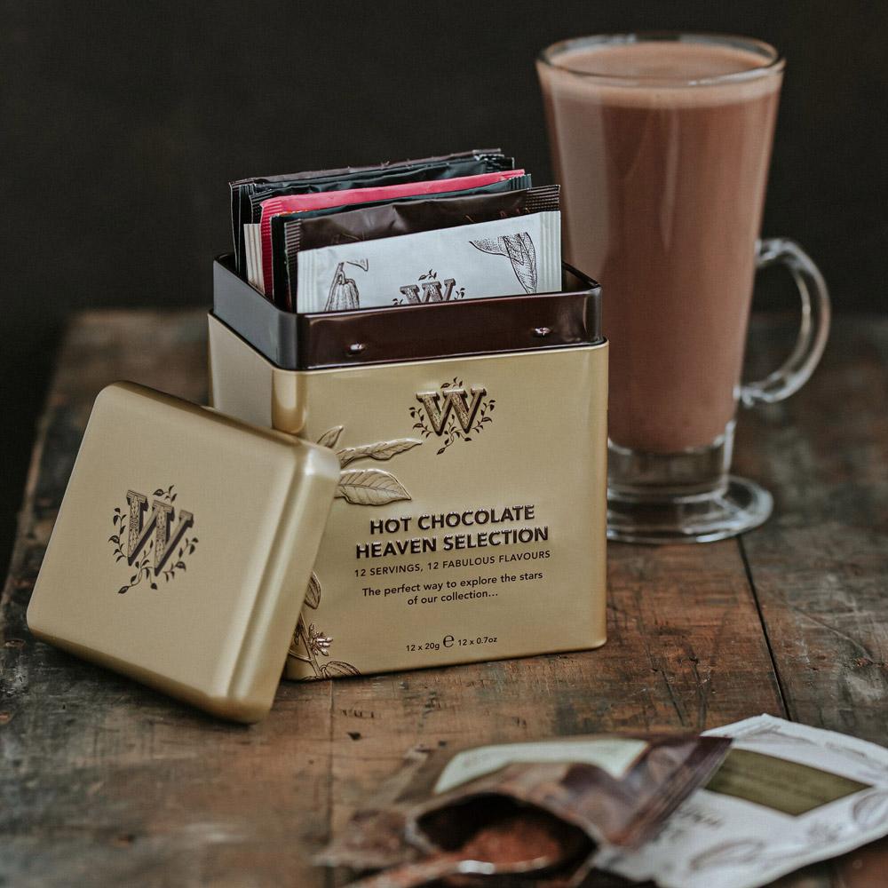 Whittard 天堂巧克力粉精選組