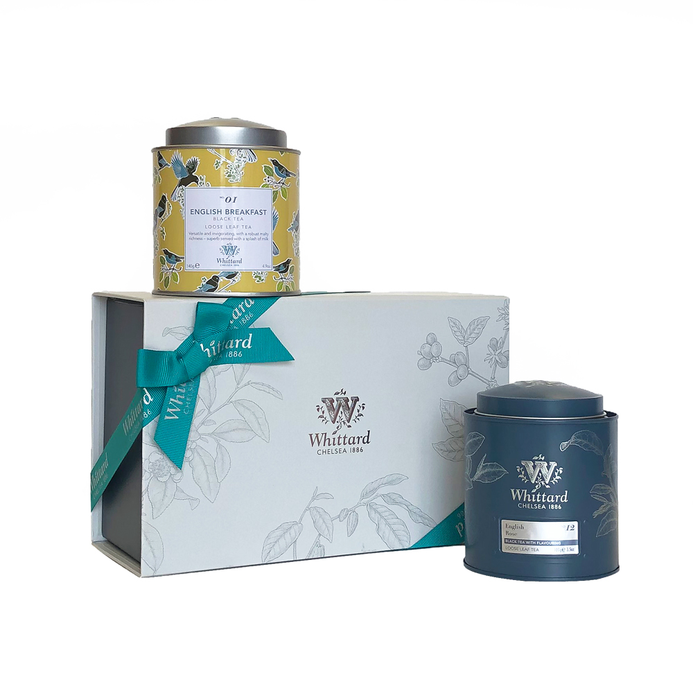 Whittard|經典英式紅茶饗宴禮盒