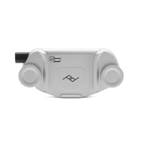 PEAK DESIGN Capture V3 相機快夾-不含快板 (時尚銀)
