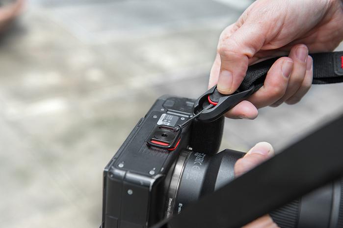 PEAK DESIGN Capture PEAK DESIGN 背帶腕帶安全扣4入裝 (V4版)