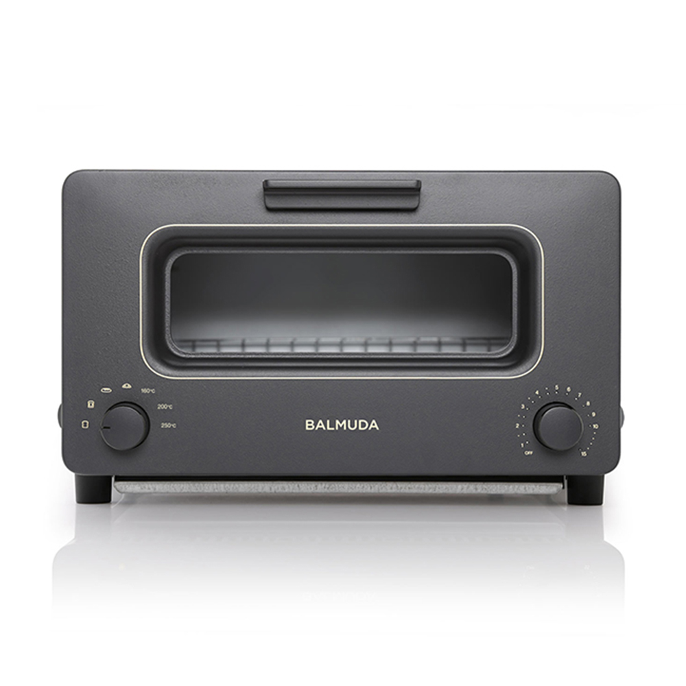 BALMUDA|K01J-KG 蒸氣烤麵包機(黑)