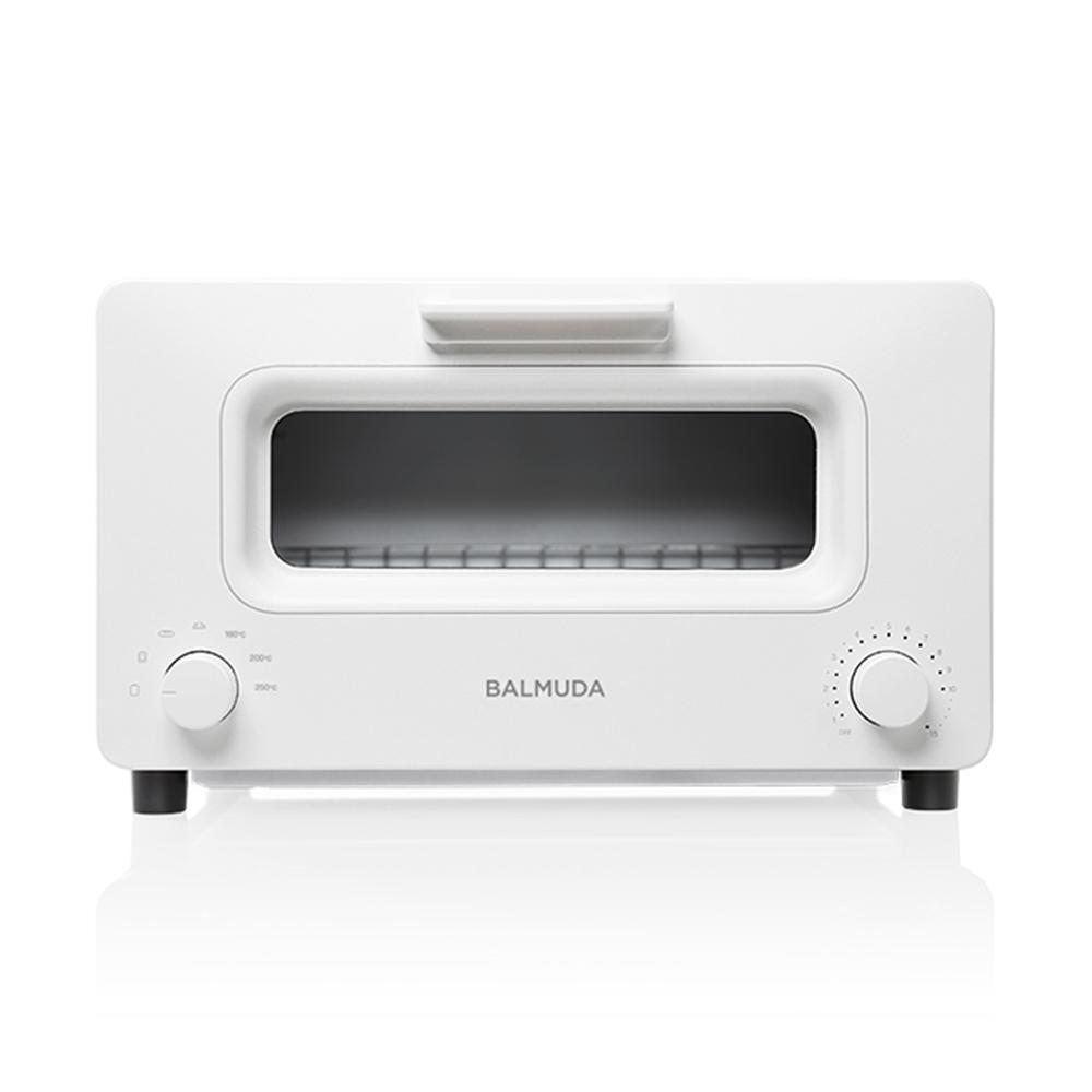 BALMUDA|K01J-KG 蒸氣烤麵包機(白)