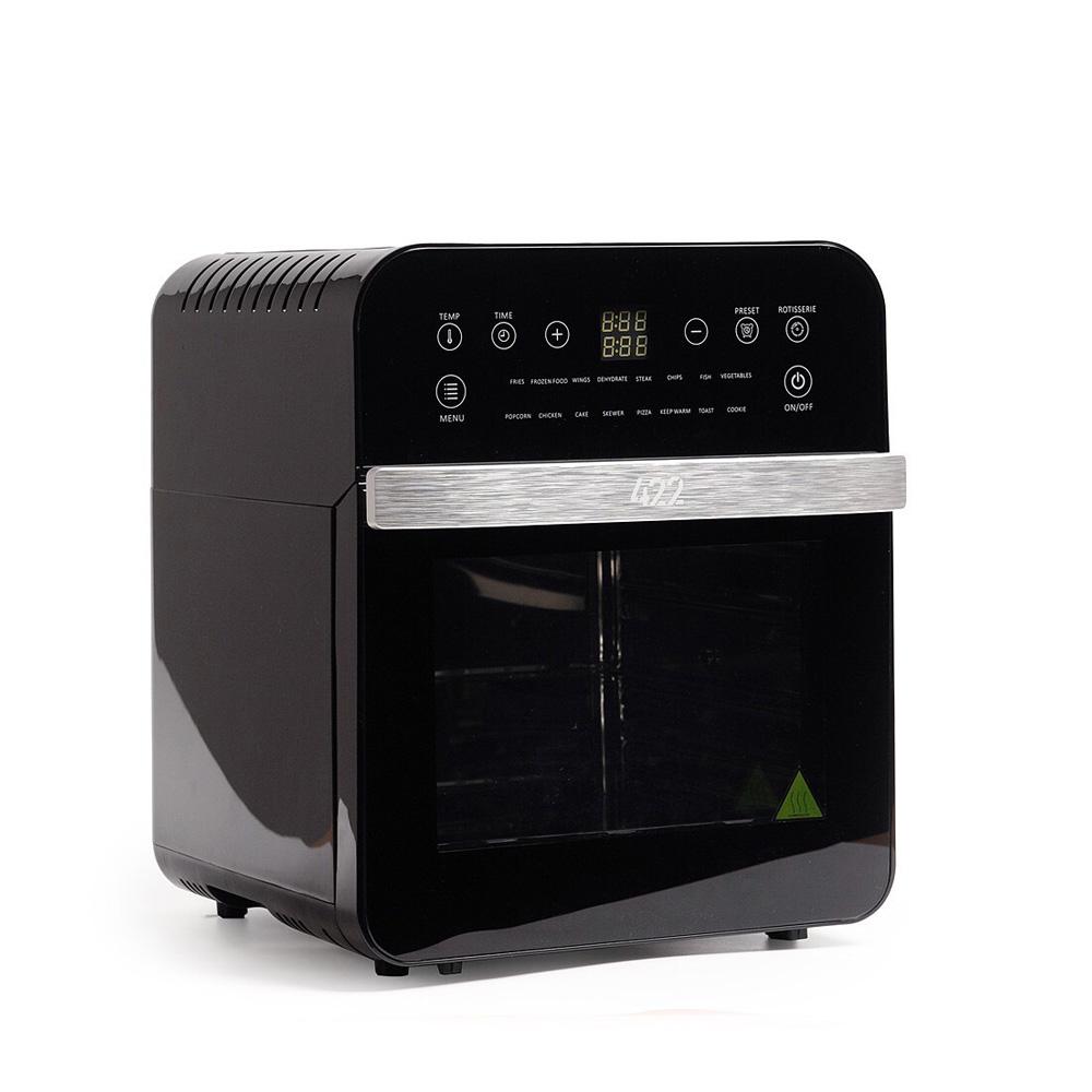 韓國 422Inc|11L 氣炸烤箱(簡約黑)