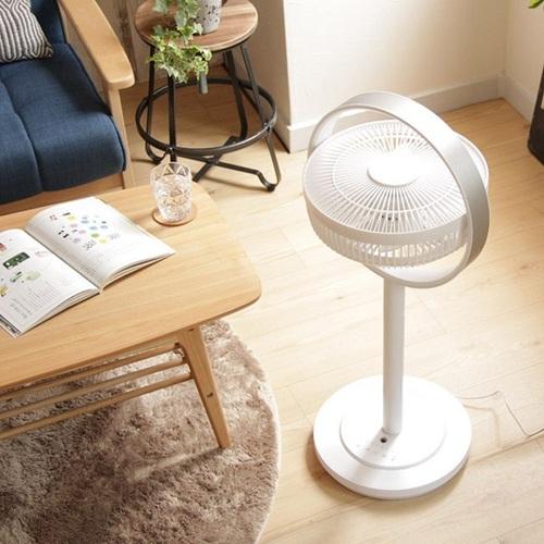 KAMOME|FKLT-281D 極靜音直立式電風扇