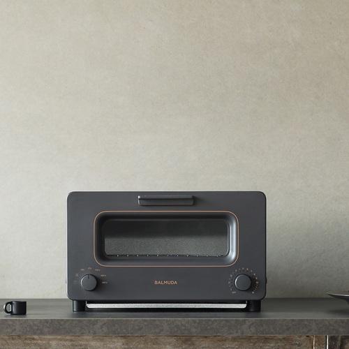 BALMUDA|K01J-GW 蒸氣烤麵包機(深灰)