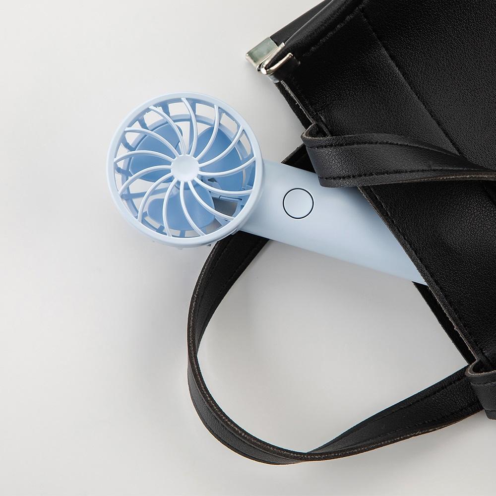 Bluefeel USB韓國極輕手持強力小風扇(三色可選)