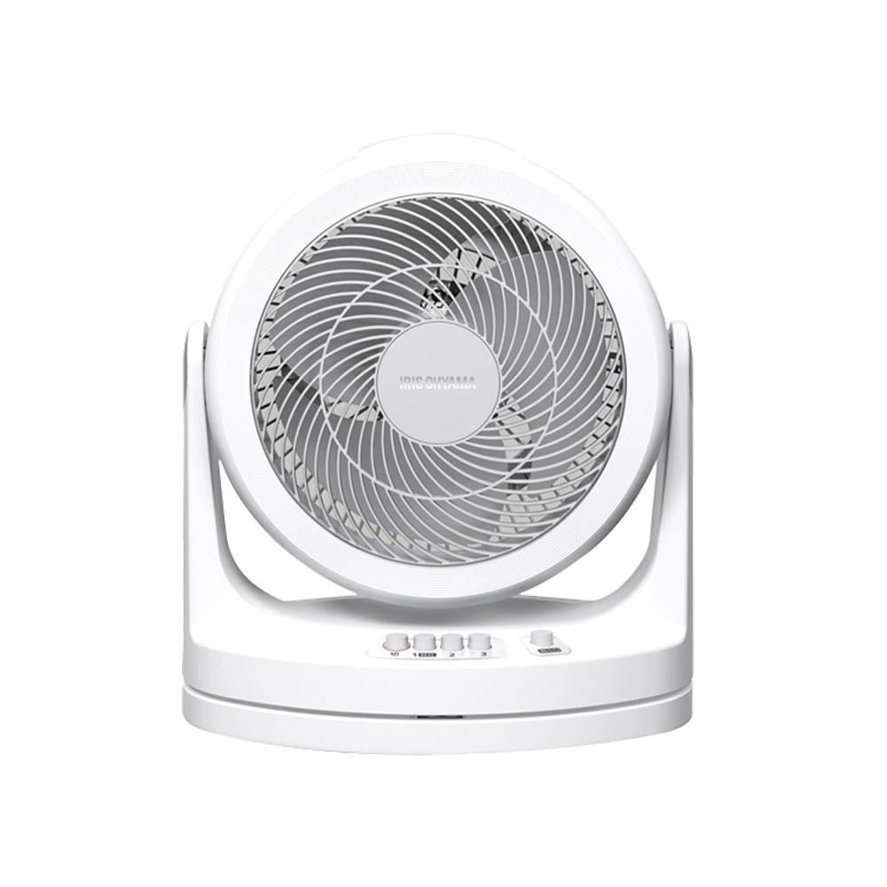 IRIS|PCFHM23 空氣循環扇(白)